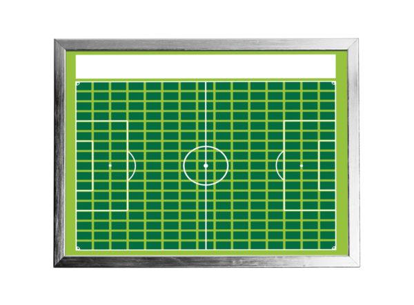 Sponsorentafel für den Innenbereich für Sportvereine und Organisationen