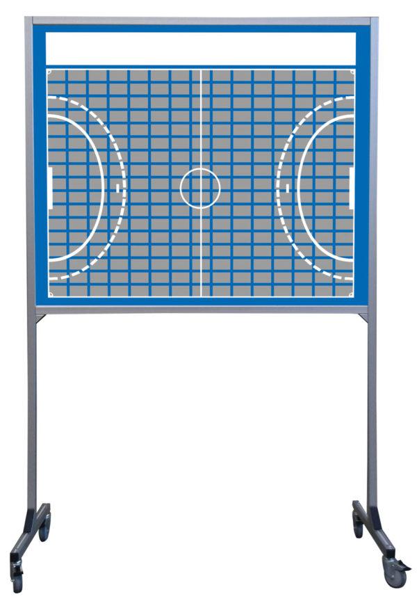 Sponsorentafel-Rollbar-Handball-Design