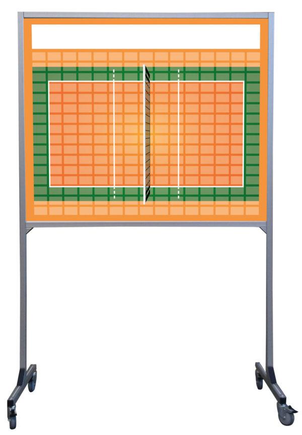 Sponsorentafel-Rollbar-Volleyball-Design