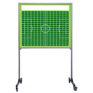 Mobile Sponsorentafel für den Innenbereich für Sportvereine und Organisationen