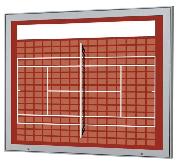ponsorentafel-Aussenbereich-Wandmontage-Tennis-Design