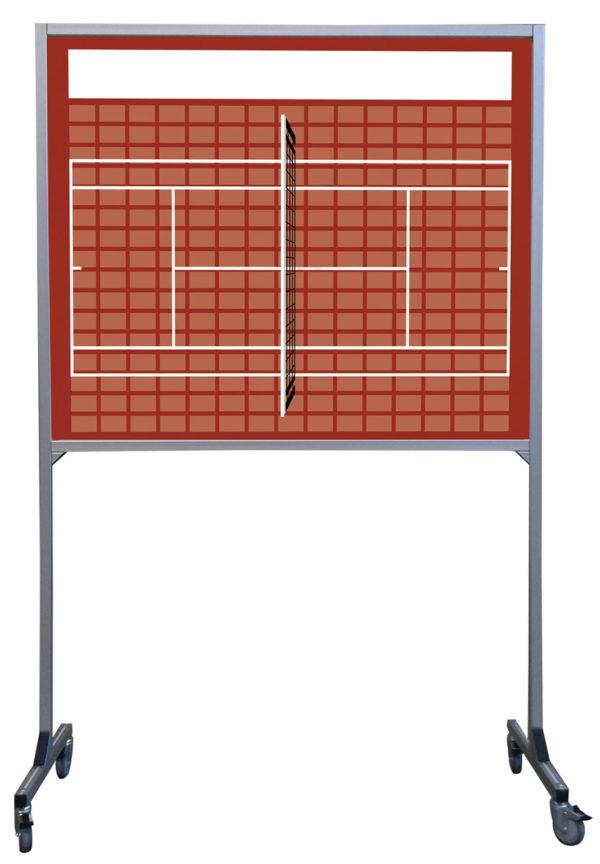 Sponsorentafel-Rollbar-Mobil-Tennis-Design