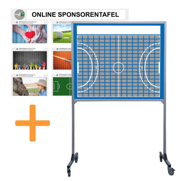 Sponsorentafel-Rollbar-Mobil-Handball-Design